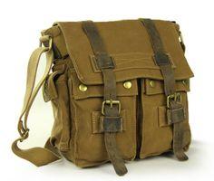 funky messenger bags for men | Canvas messenger bag men, cool messenger bags - YEPBAG