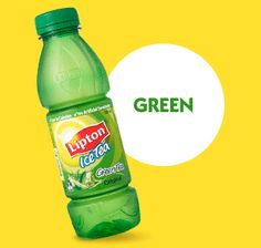 Lipton Ice Tea Green original