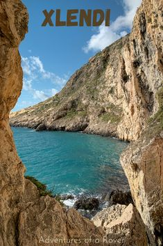 Ix-Xlendi Bay is a great place for swimming and diving. At Ix-Xlendi you can also visit an old Knights watchtower and Caroline Cave. Visit Thailand, Thailand Travel, Malta Diving, Great Places, Places To See, Scuba Diving Thailand, Malta Beaches, Thailand Adventure, Diving Course