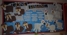 Artic Animals unit from Mrs. Jump's Class blog. May help me to enhance my winter animals unit.