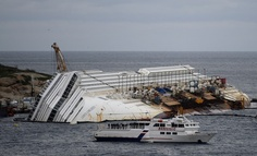 Costa Concordia lawsuits move to Florida court system