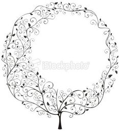 quilling tree - Google Search