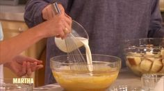 Watch Martha Stewart's Pumpkin Bread Pudding Video. Get more step-by-step instructions and how to's from Martha Stewart.