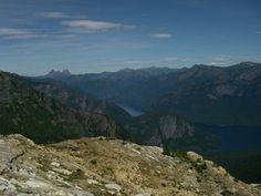 Sourdough Mountain — Washington Trails Association 11mi RT, 5085 mi RT