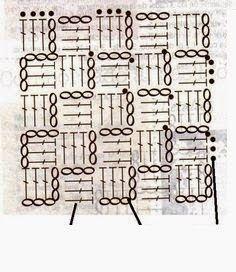 Lindo o efeito que este quadradinho causa!