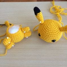 GRATIS ❌ Pikachu patroon! ❤️❤️