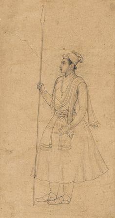 Mughal Miniature Paintings, Mughal Paintings, Islamic Paintings, Indian Paintings, Dara Shikoh, Rajasthani Art, Calligraphy Signs, Surrealism Painting, Indian Artist