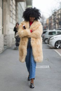 Milan Fashion Week Fall 2016 Street Style: See All the Best Outfits | StyleCaster