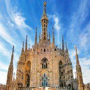 Architecture in the Duomo