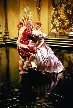 The King & I - see this movie so you can learn to do this dance. If you ever want to feel happy just find someone to dance this polka with you. Yes, its a polka! Its SO FUN and SO EASY! Just follow the steps in the movie! I used to watch this movie on VHS all the time. Yul Brenner...helllooo!!!