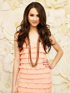 Steal Her Style: Get The Pretty Little Liars Hairstyles At Home  Spencer is my style icon!