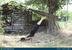 #Yoga Poses Around t