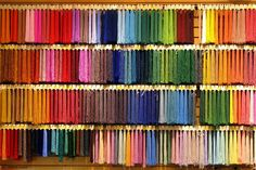 Rainbow of Colours by Adele Oliver