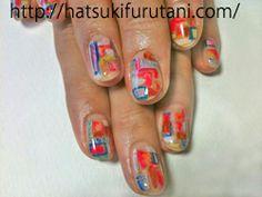The work of nail art by hatsuki furutani, a Tokyo based manicurist http://hatsukifurutani.com/  http://instagram.com/hatsukifurutani# http://ams-ebisu-place.blogspot.jp/ http://hatsukifurutani.tumblr.com/  #nail, #nails, #nailart, #naildesign, #beauty, #makeup, #fashion, #art, #nailaddict, #polish, #manicure, #manicurist, #creepy, #weired