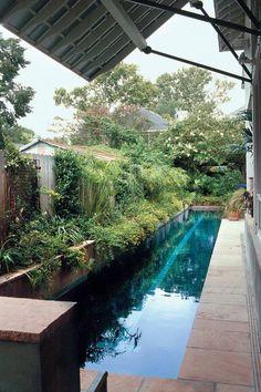 Urban Pool Retreat