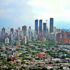 Barranquilla, Colombia, ciudad cosmopolitan de 3 millones de habitantes