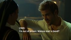 Matt Ryan as Constantine ❤❤❤ :) #BringBackConstantine #SaveConstantine #IStandWithConstantine and always will