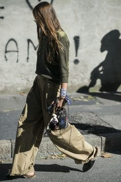 Le style Carlotta Oddi : All I need is dream...