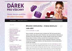 Reference - Silic Média - Výrobce a distributor reklamní předmětů Web Design, Author, Design Web, Website Designs, Site Design