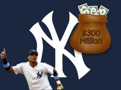 Will #Yankees Give In To Cano's $300-Million Contract Request?