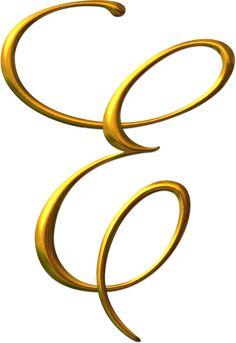 Wedding Gold Alphabet - - Álbuns da web do Picasa Calligraphy Tattoo Fonts, Calligraphy Letters Alphabet, Monogram Letters, Writing Letters, Handwritten Letters, Lettering Styles, Lettering Design, Logo Design, Stylish Alphabets
