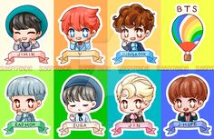 Read Espesial chibis de bts from the story FANART'S /YOONMIN by with 860 reads. Chibi, Kawaii, Anime Fanart, Bts Chibi, Fan Art