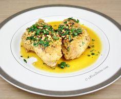 Healthy Chicken with Orange Sauce by chowdivine #Chicken #Orange #Healthy