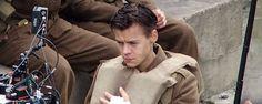 'Dunkirk': Primeras fotos del One Direction Harry Styles en lo nuevo de Christopher Nolan - Noticias de cine - SensaCine.com