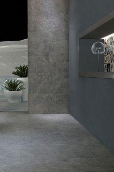 Circul Tapis de bain imitation pierre Cr/ème 99 x 39 cm