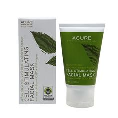 Acure Cell Stimulating Facial Mask #AmericanMade #walmart #beauty #bbloggers
