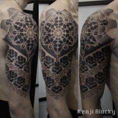 Kenji Alucky's skin work