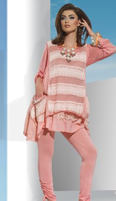 TQ17124CO - $89 Size: Large Color: Salmon  YOU WILL RECEIVE A FREE $50 GIFT CERTIFICATE BY EMAIL WITH THE PURCHASE OF THIS SUIT