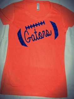 Florida Gators Football Triblend Tee by GameDayChicClothing, $24.00