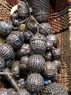 Yemeni beads