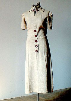 1930s sportswear