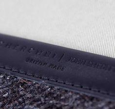 John Smedley | Cherchbi iPad Sleeve | John Smedley Official Store