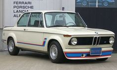 Extremely rare 1975 BMW 2002 Turbo discovered on a Japanese dealer site. Bmw 2002, S Car, Bmw 3 Series, Love Car, Future Car, Cars And Motorcycles, Dream Cars, Automobile, Boat
