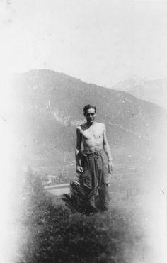 Eugene Roe in Austria