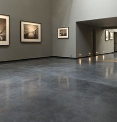 Lazenby polished concrete