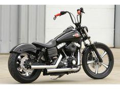 2009 Harley-Davidson Dyna Street Bob Fxdb #harleydavidsondynastreetbob