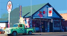 Angel & Vilma Delgadillo's Original Route 66 Gift Shop