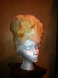 Lumiere Custom Candle Wig Replica Wig Disney's Beauty The Beast on ...