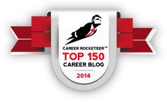 Career Rocketeer Career & Leadership Blogs Official Badge 2014
