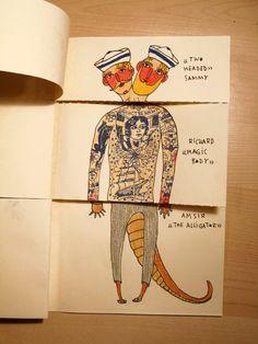 Russian circus freaks game book por ricardocavolo