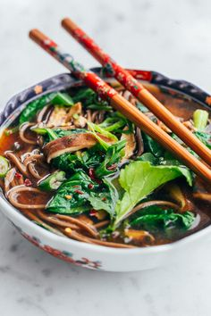 Simple and delicate shiitake and spinach miso soup fromThe Love & Lemons Cookbook. It's my favorite time of the year! No, not spring. Although, techn