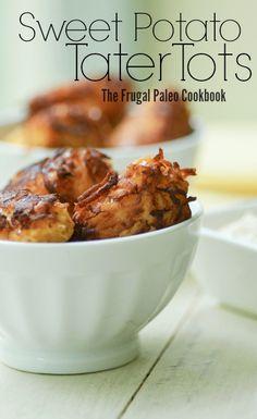 Sweet Potato Tater Tots | PopularPaleo.com