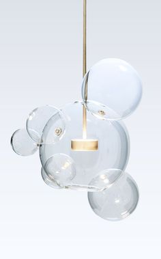 Giopato & Coombes | Bolle Lamp