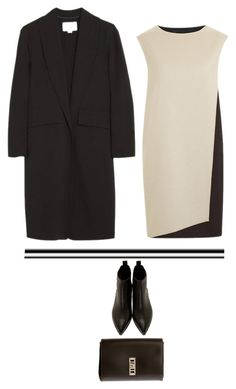 """""""brown"""" by ecem1 ❤ liked on Polyvore featuring PINGHE, Alexander Wang, Acne Studios and Proenza Schouler"""