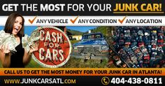 Want Fast Cash for Used Cars in New Jersey? Sell your car for cash instantly. We buy junk cars and offer junk car removal services. Quick Cash, Fast Cash, Speedy Cash, Junkyard Cars, Cash For You, Instant Cash, Car Ins, How To Find Out, Atlanta