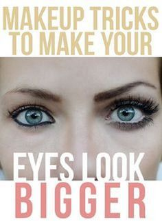 How to: Enlarge Your Eyes with Make-Up - The place for all Beauty Lovers